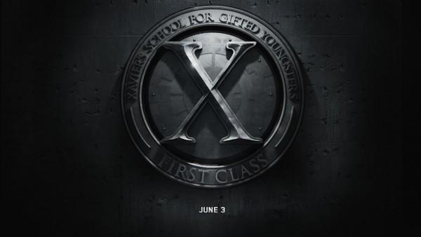 Wallpaper X Men First Class Logo   Wallpapers HD Download 600x338