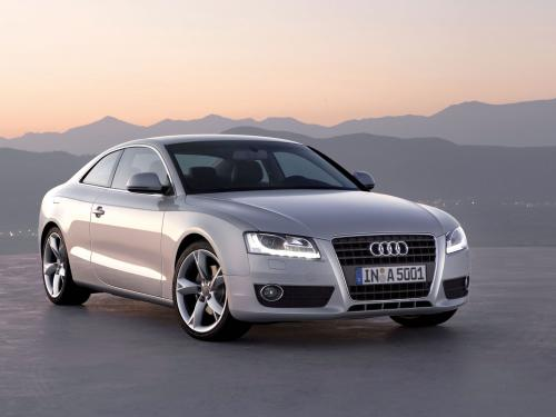 High Resolution Audi A5 Wallpaper 500x375