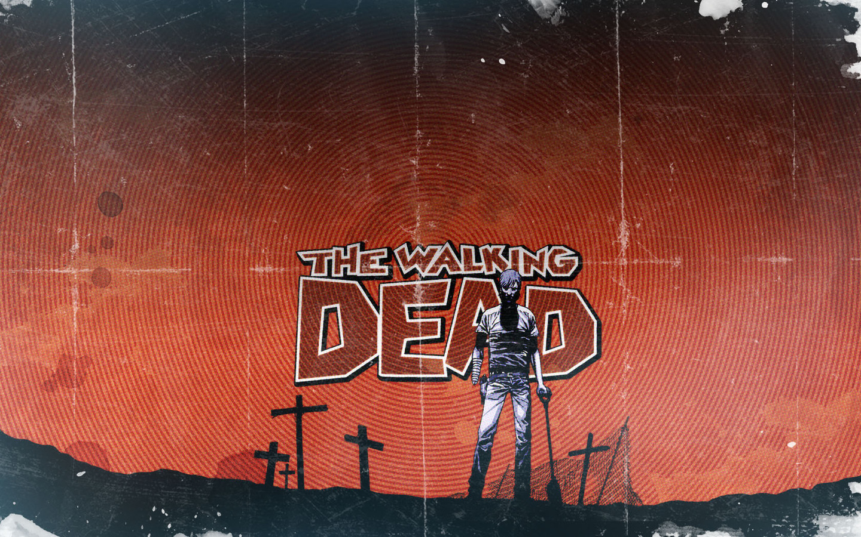 50 Walking Dead Comic Book Wallpaper On Wallpapersafari