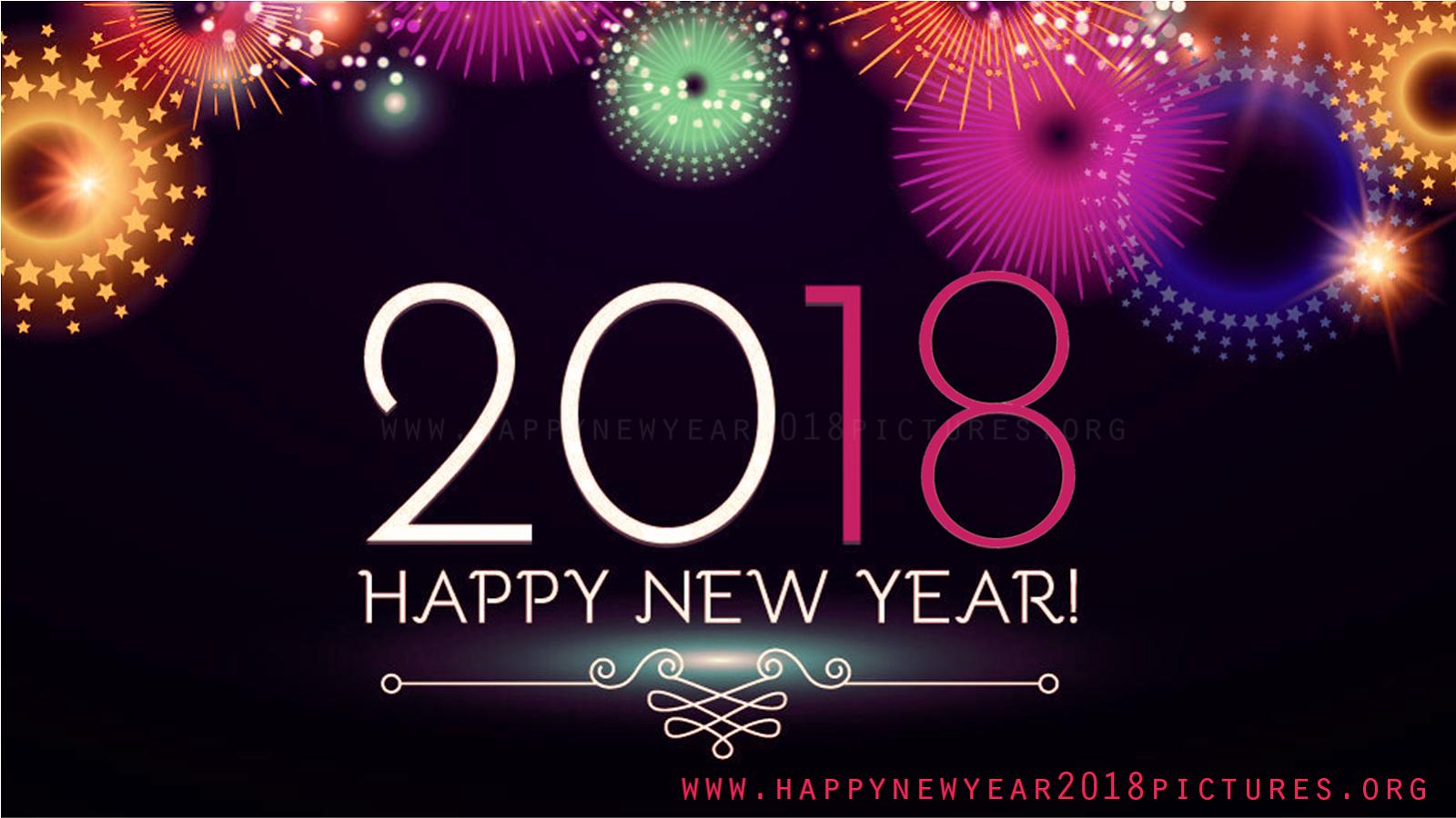 Happy New Year 2018 Photos 1600x900