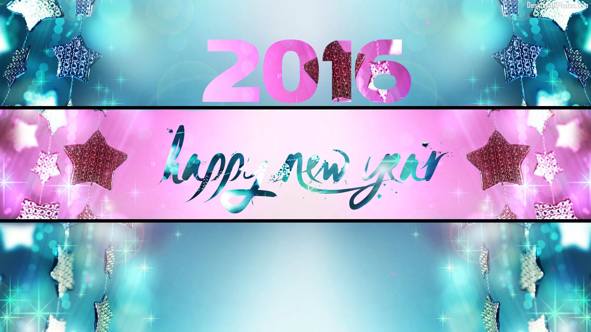 Happy New Year 2016 Desktop Wallpaper   HD Wallpapers 1920x1080