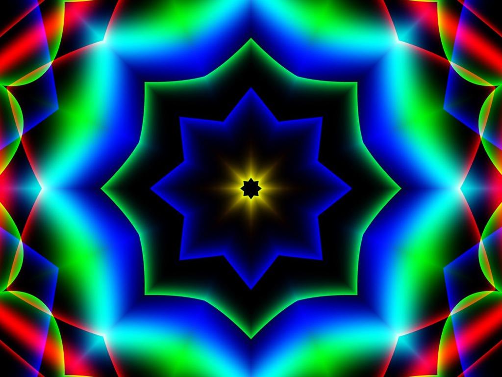 Neon Wallpapers 1024x768