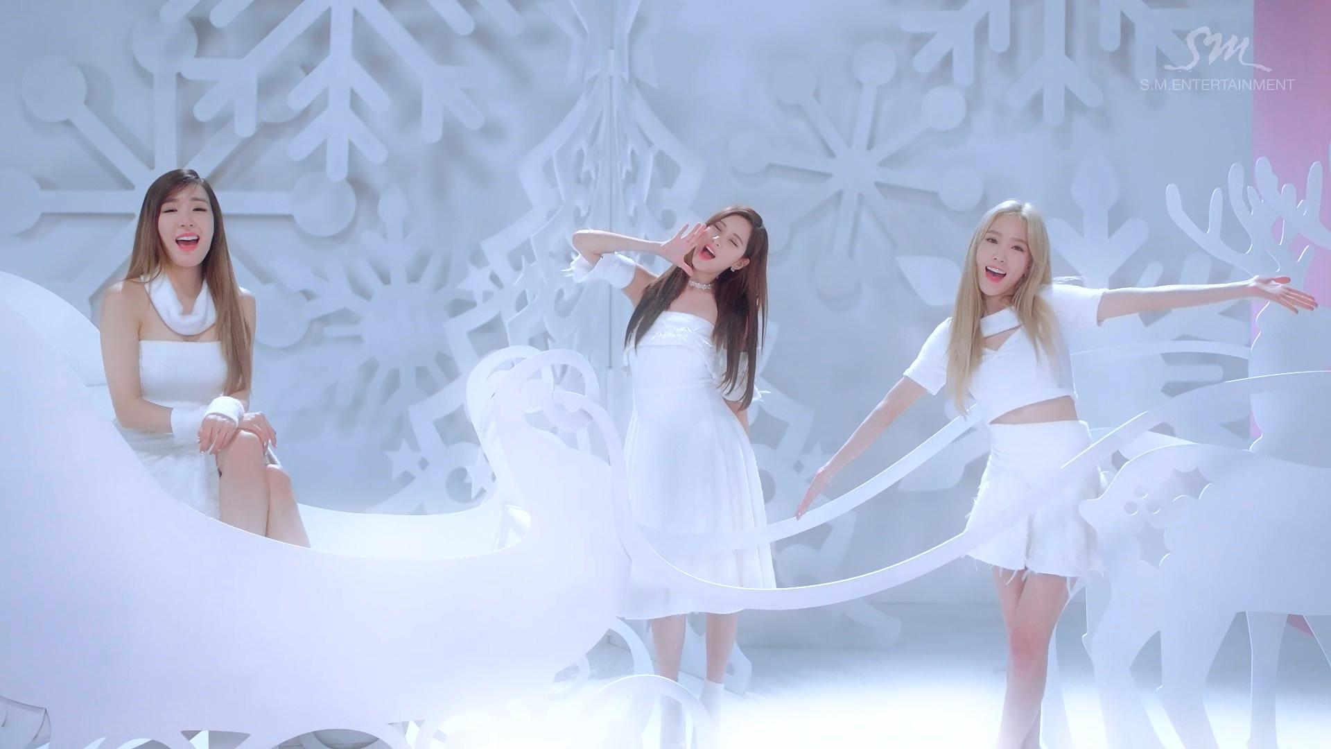 Download [MV] Girls Generation TTS Dear Santa [Bugs HD 1080p] 1920x1080