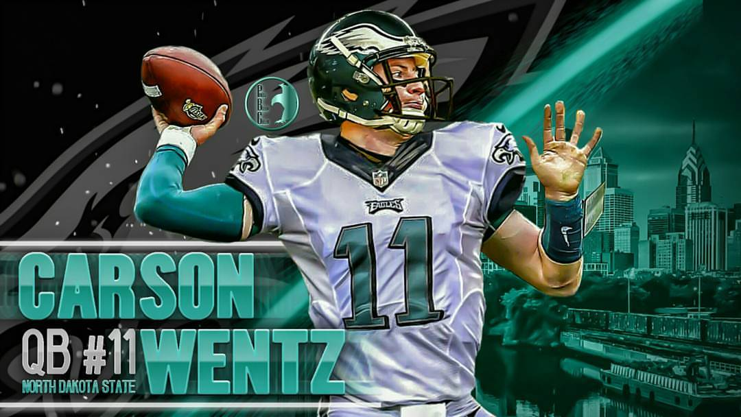 Download FROM FARGO TO PHILLY CARSON WENTZ PATH FROM MINORS TO 1080x608