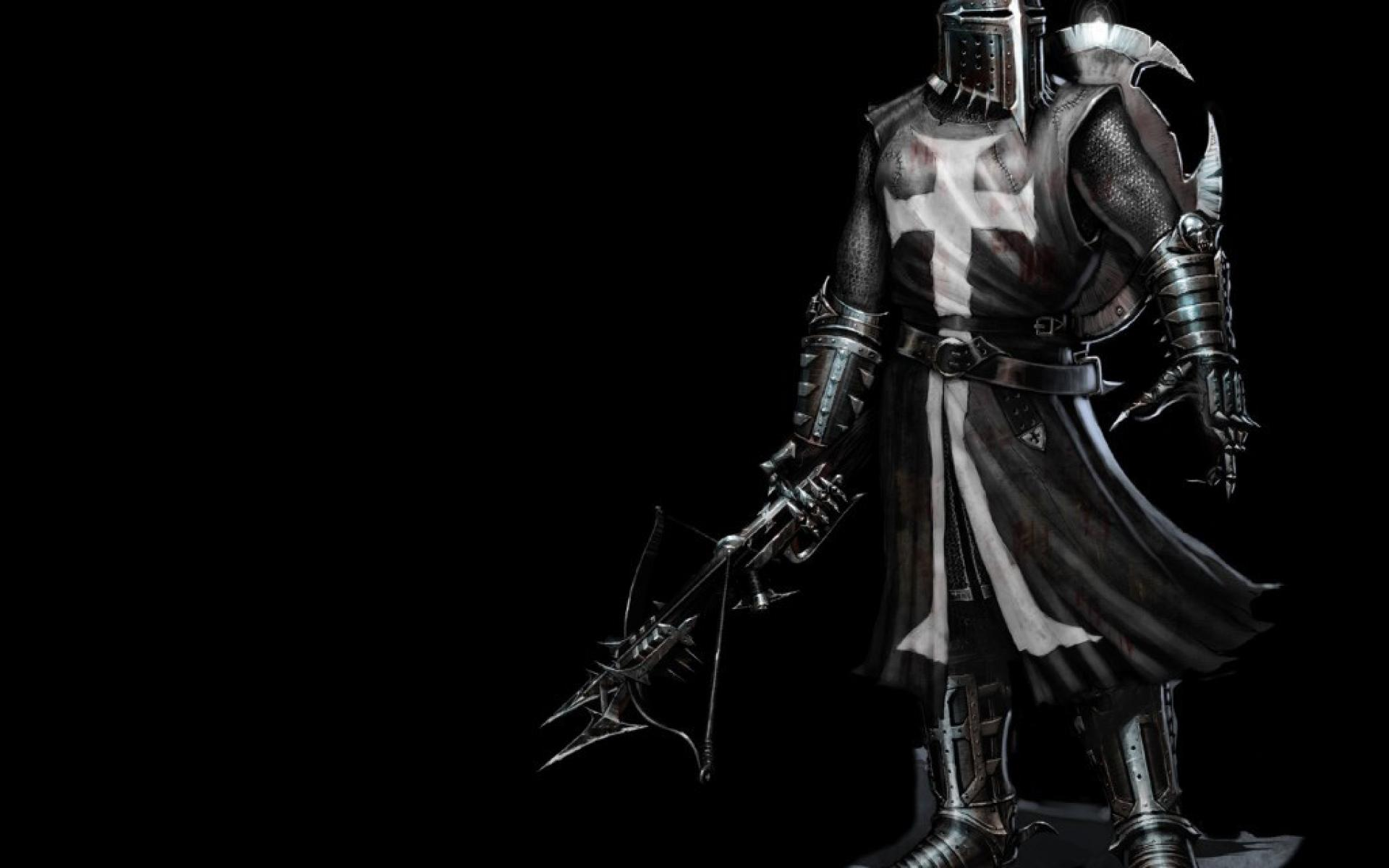 knights crusader warriors templar HD Wallpaper   General 431805 1920x1200