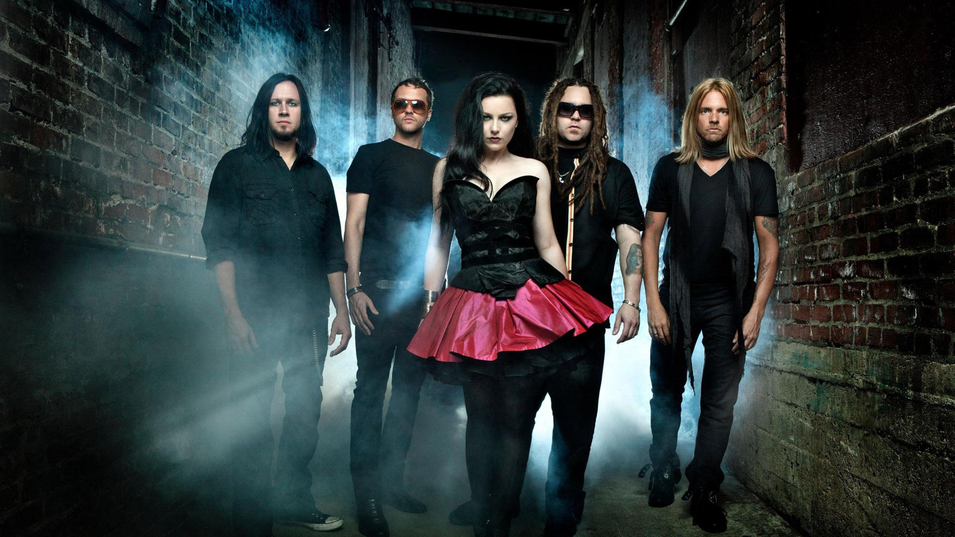 Evanescence Wallpapers HD 3840x2160