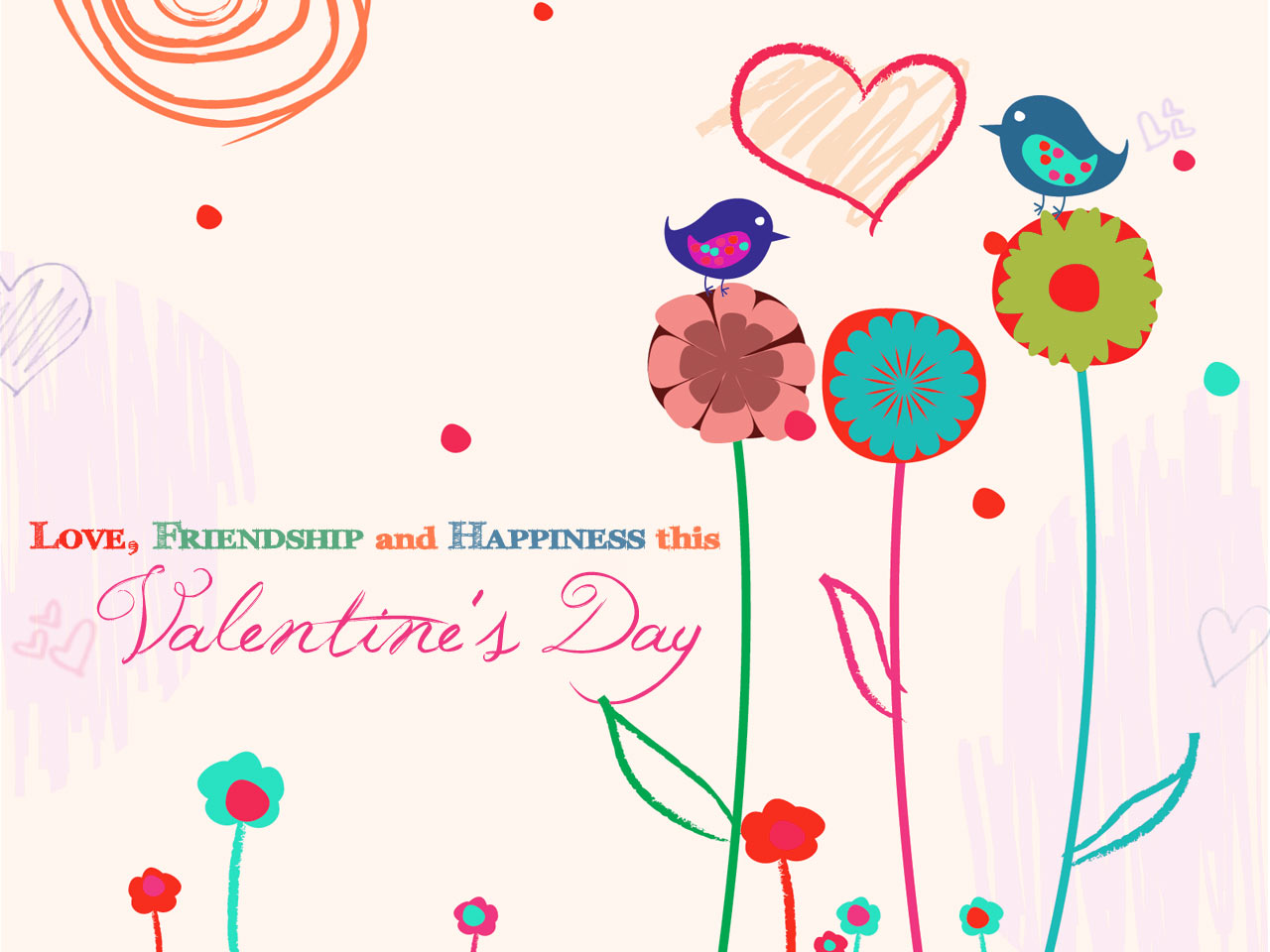 Cute Valentine Wallpaper For Computer   Happy Day Of Love And 1280x960
