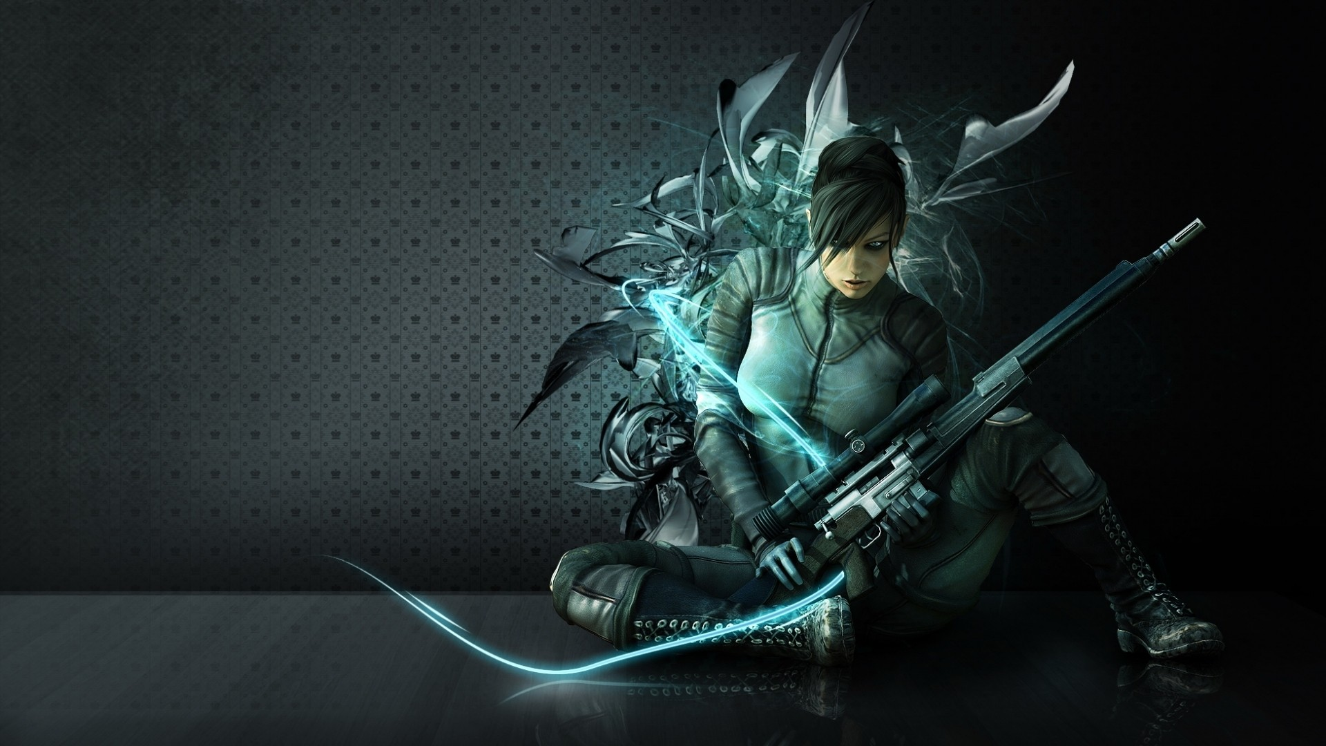 Anime Sniper Images Download Desktop Wallpaper Images 1920x1080