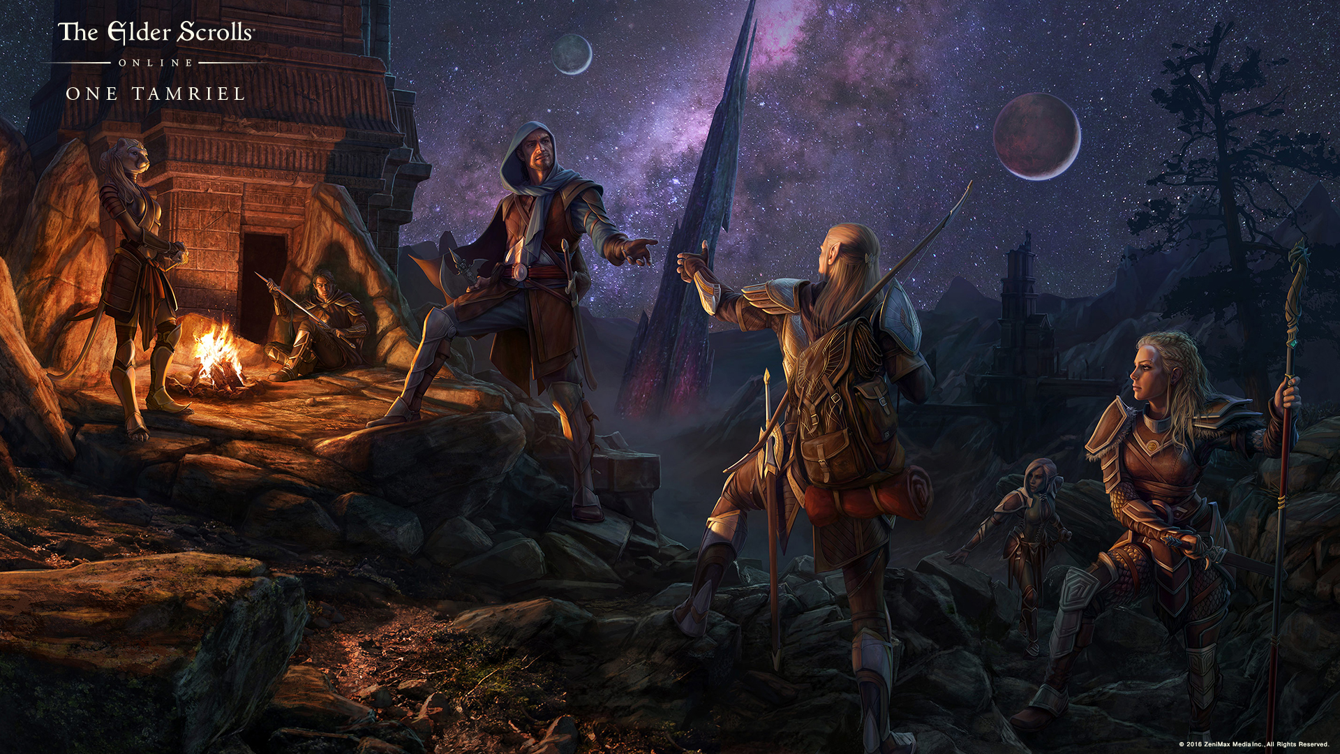 Update 12 Brings Players Together in One Tamriel for PCMac   The 1920x1080