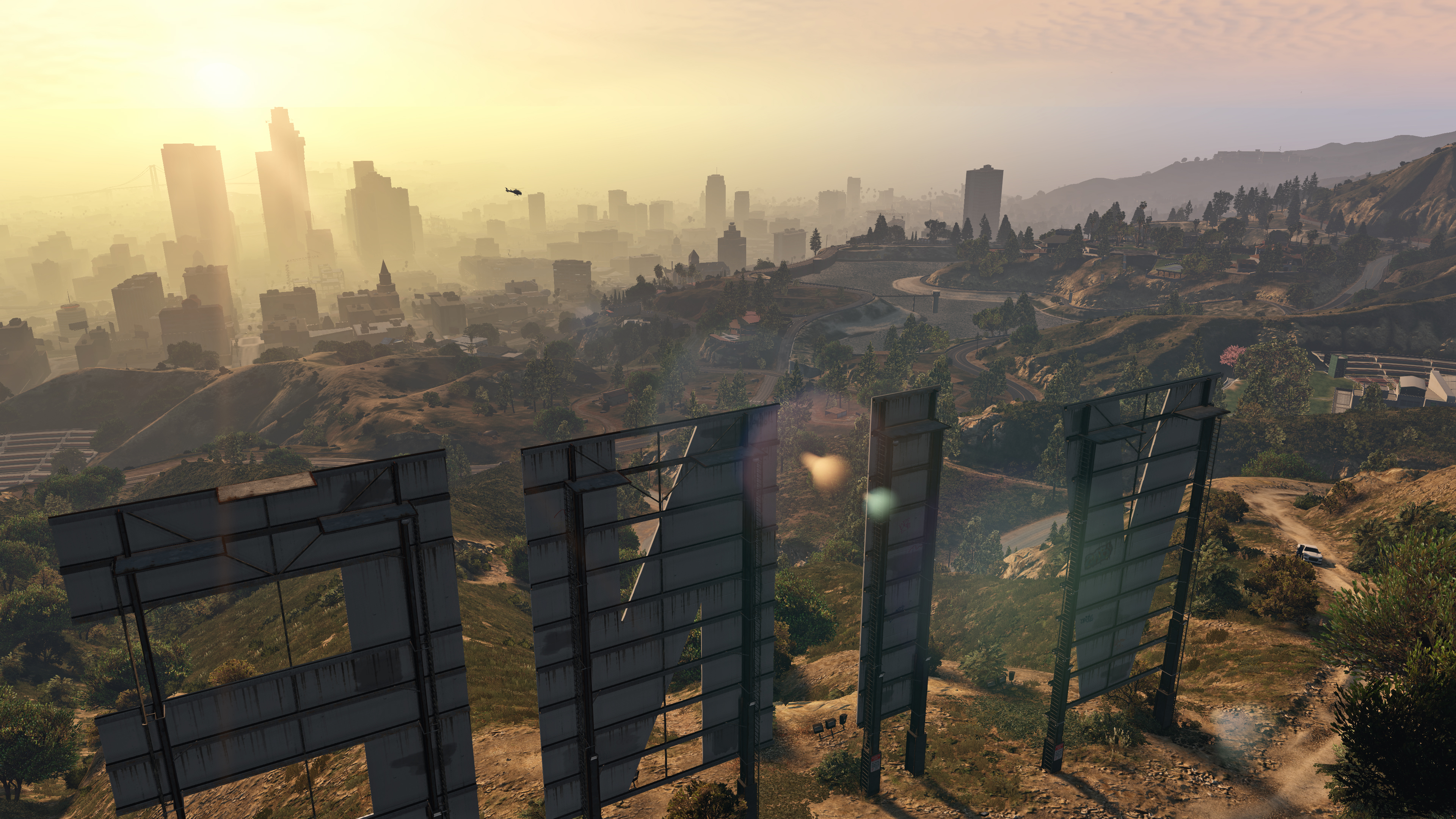 Grand Theft Auto V for PC as well as a new release date of March 24 3840x2160