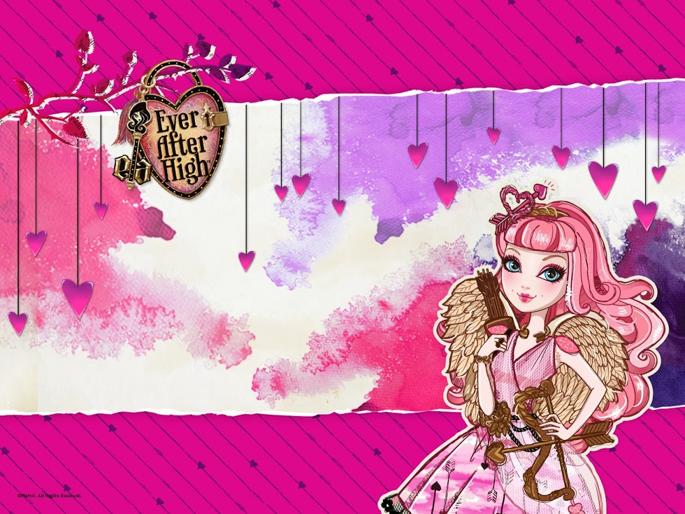 Ever After High Wallpaper Rebel Ever after high pretty 980x735