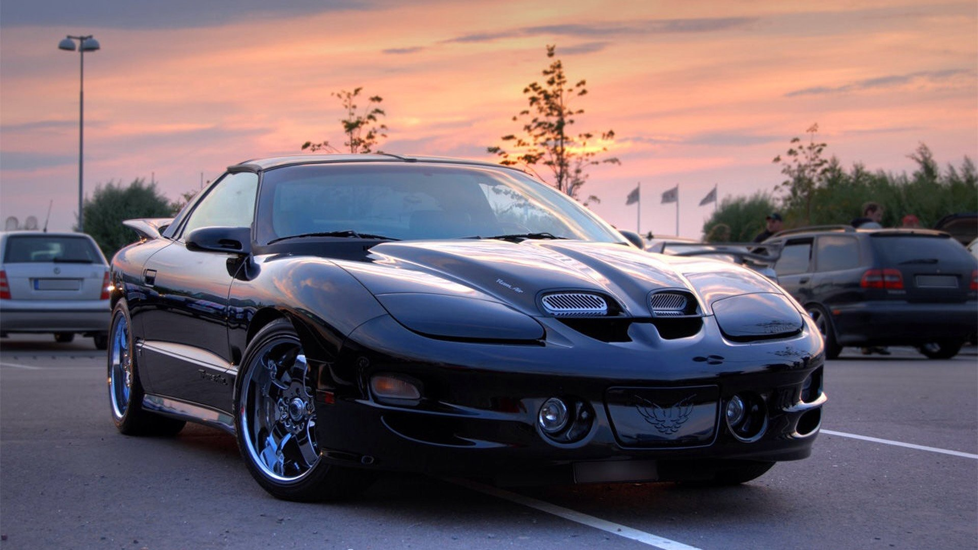 Wallpaper Wednesday Presented by Michelin Trans Am in Twilight 1920x1080