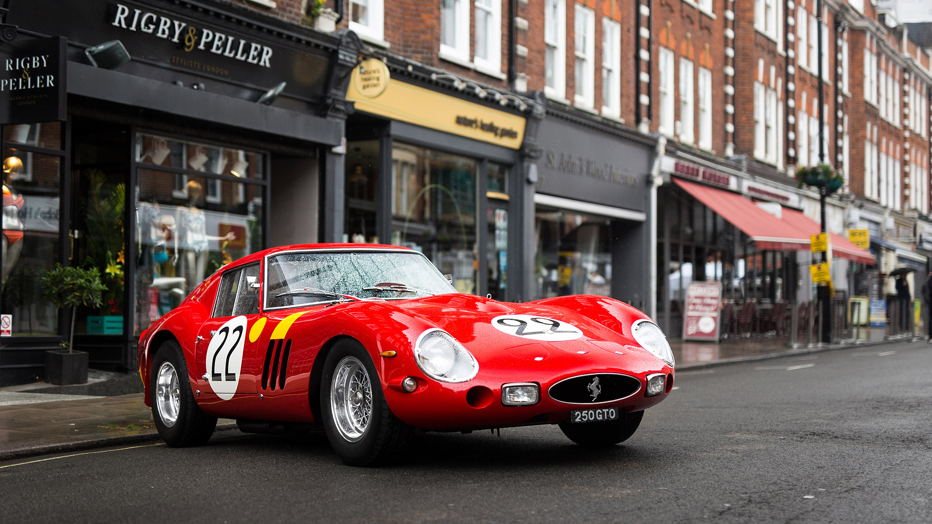 1962 Ferrari 250 GTO Wallpapers HD Images   WSupercars 1920x1080