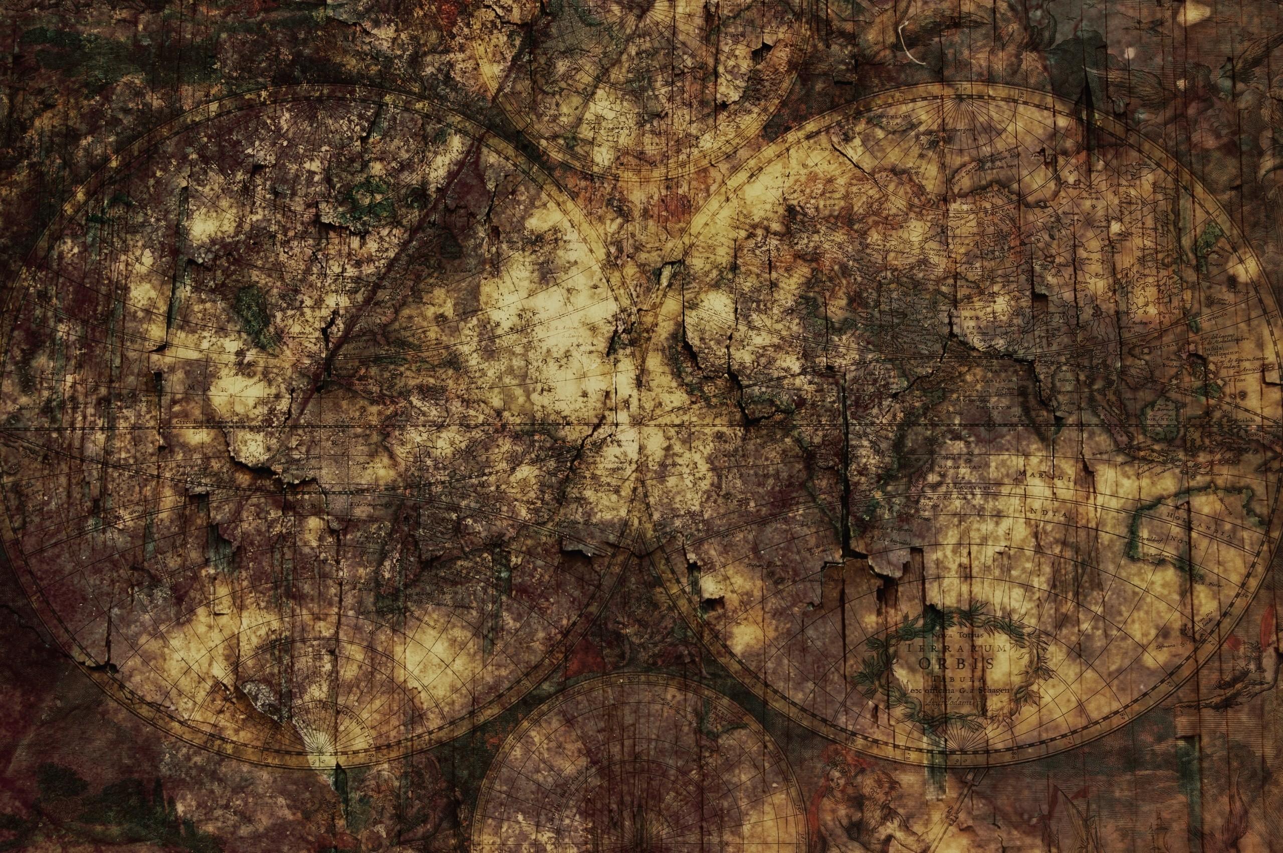 Old World Map Desktop Wallpaper Wallpapersafari .