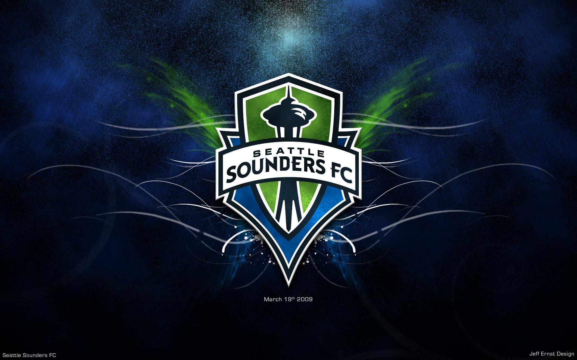 Seattle Sounders FC Football Wallpaper 1920x1200