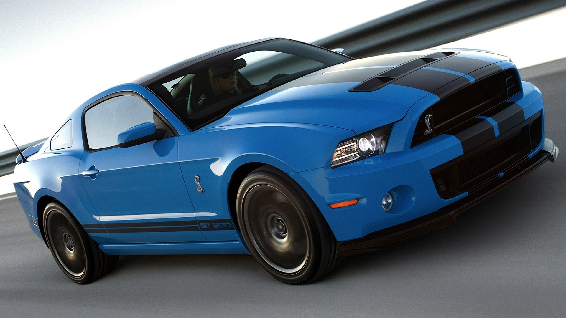 Ford Mustang Shelby GT500 HD Wallpaper 2013 Ford Mustang Shelby GT500 1920x1080