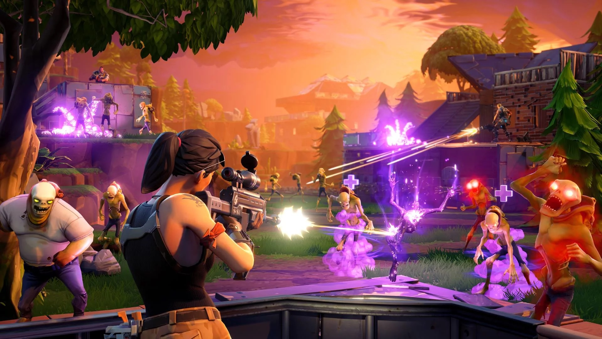 Free Download Fortnite Devs Discuss Integrating Save The World And
