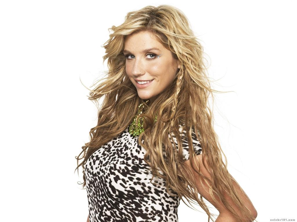 Pics Photos   Kesha Wallpaper 1024x768