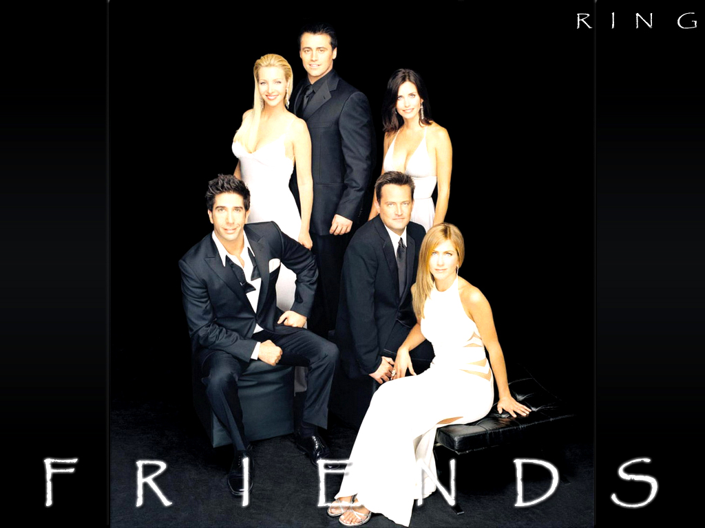Download Friends wallpaper Friends 16 1024x768