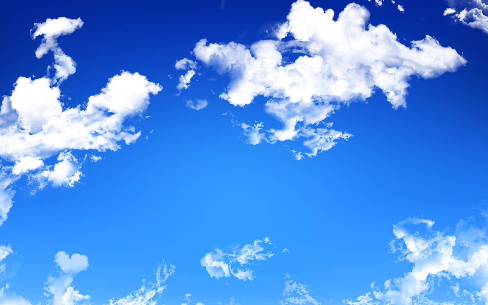 Desktop Wallpapers Blue Sky Desktop Wallpapers 1600x1000