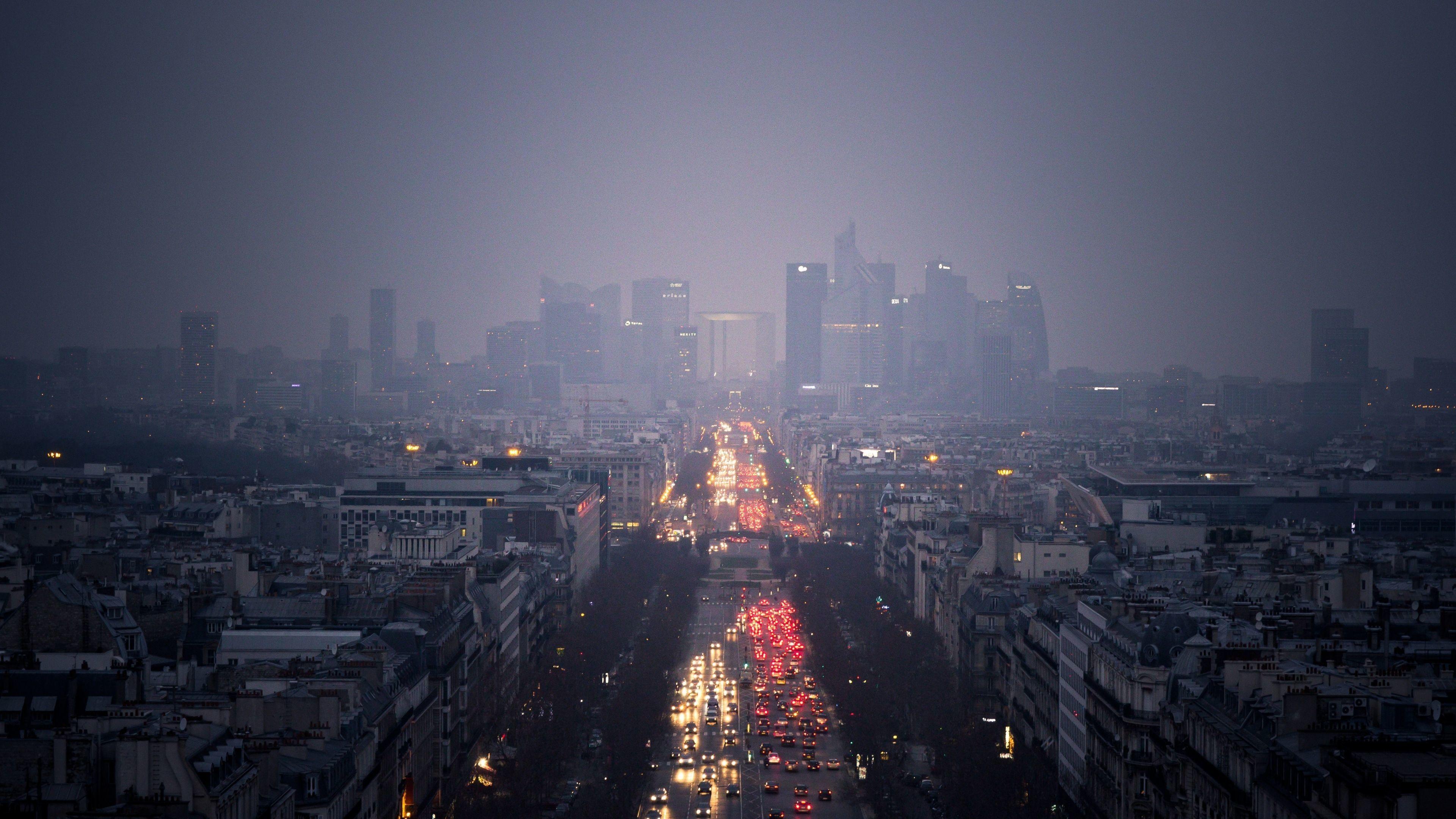 City Rain Wallpapers   Top City Rain Backgrounds 3840x2160
