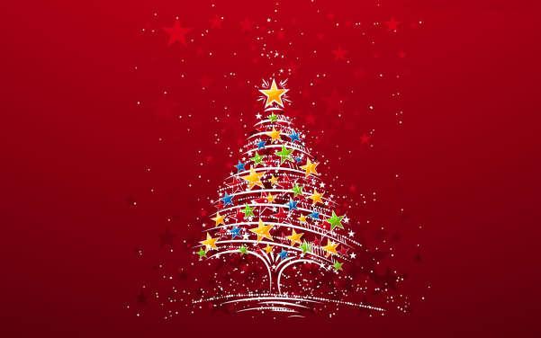 Christmas Wallpaper 601x376