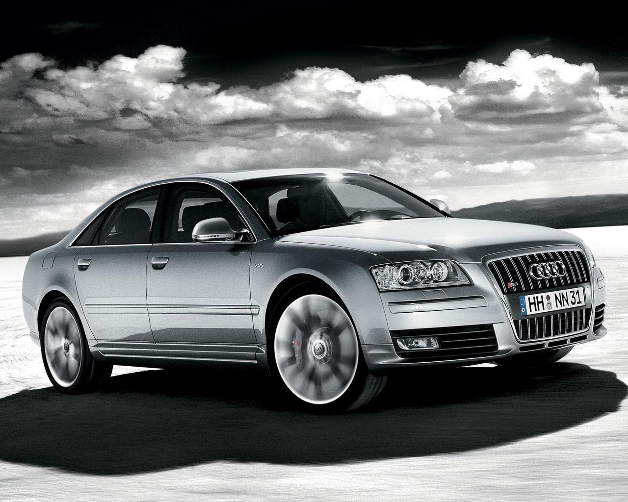 Audi A8 A8L 42 W12 S8 Quattro   1280x1024 Wallpaper 1280x1024