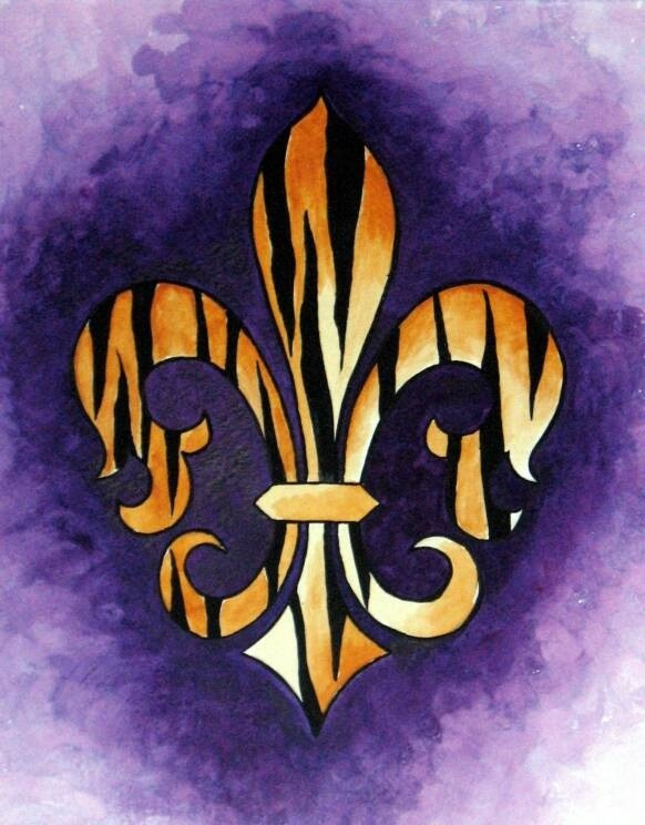 LSU iPhone 5 iPhone 5 Wallpapers Pinterest 582x744