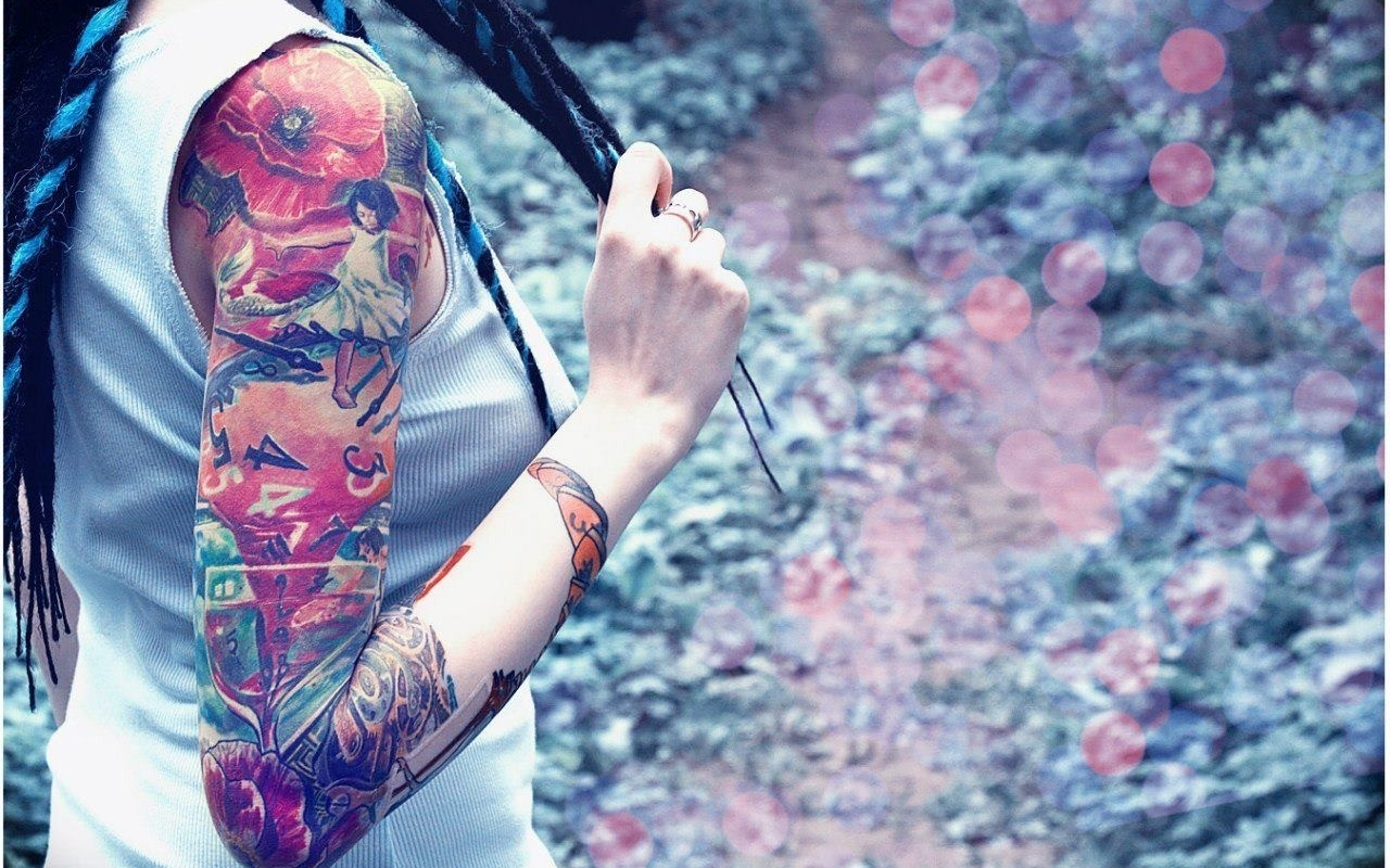 Tattoo Wallpapers For Desktop