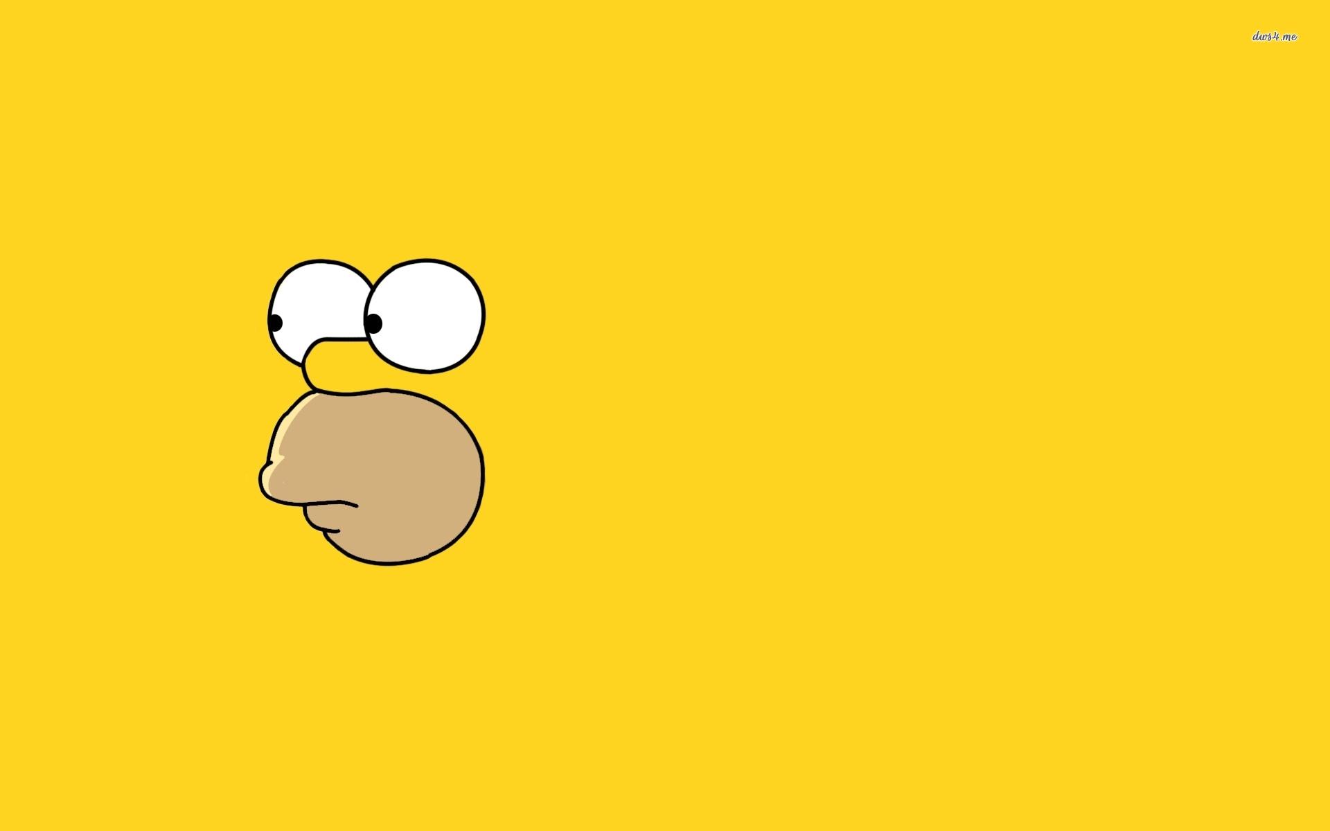 Homer Simpson   The Simpsons wallpaper   Cartoon wallpapers 1920x1200