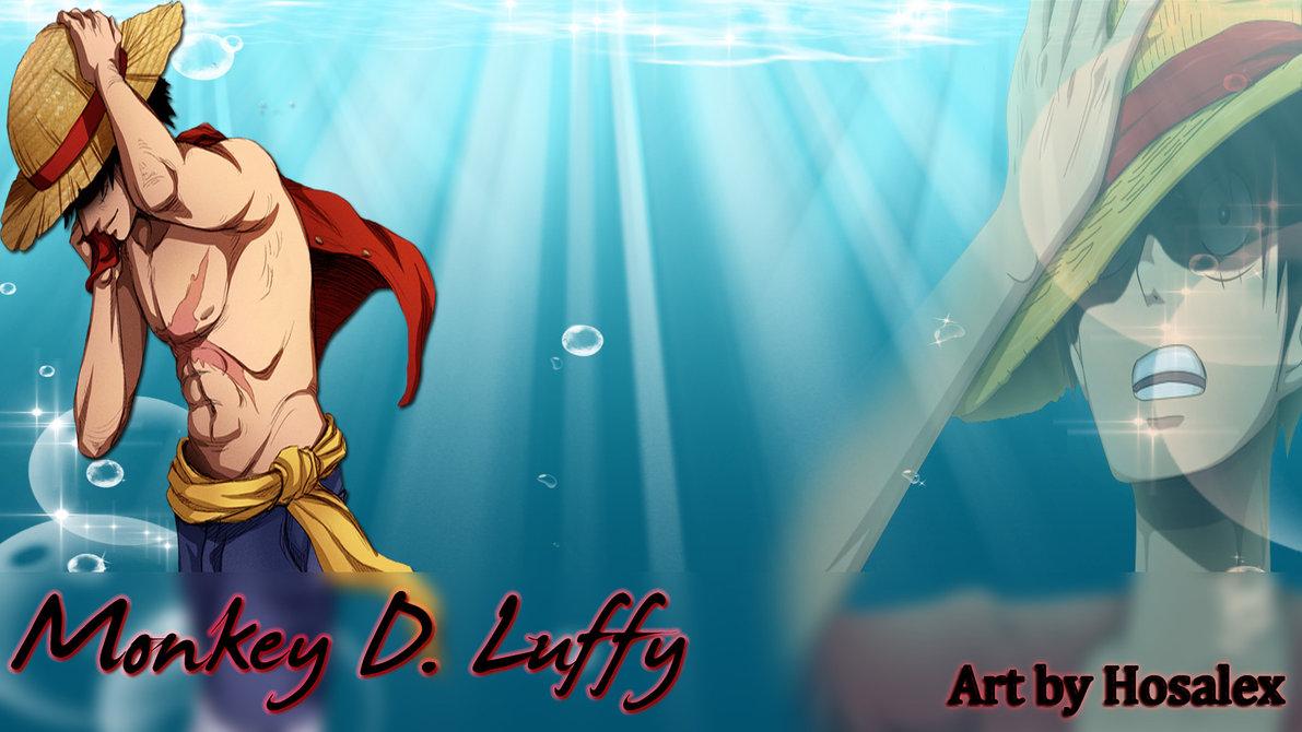 Free Download Monkey D Luffy Wallpaper By Hosalex 1191x670