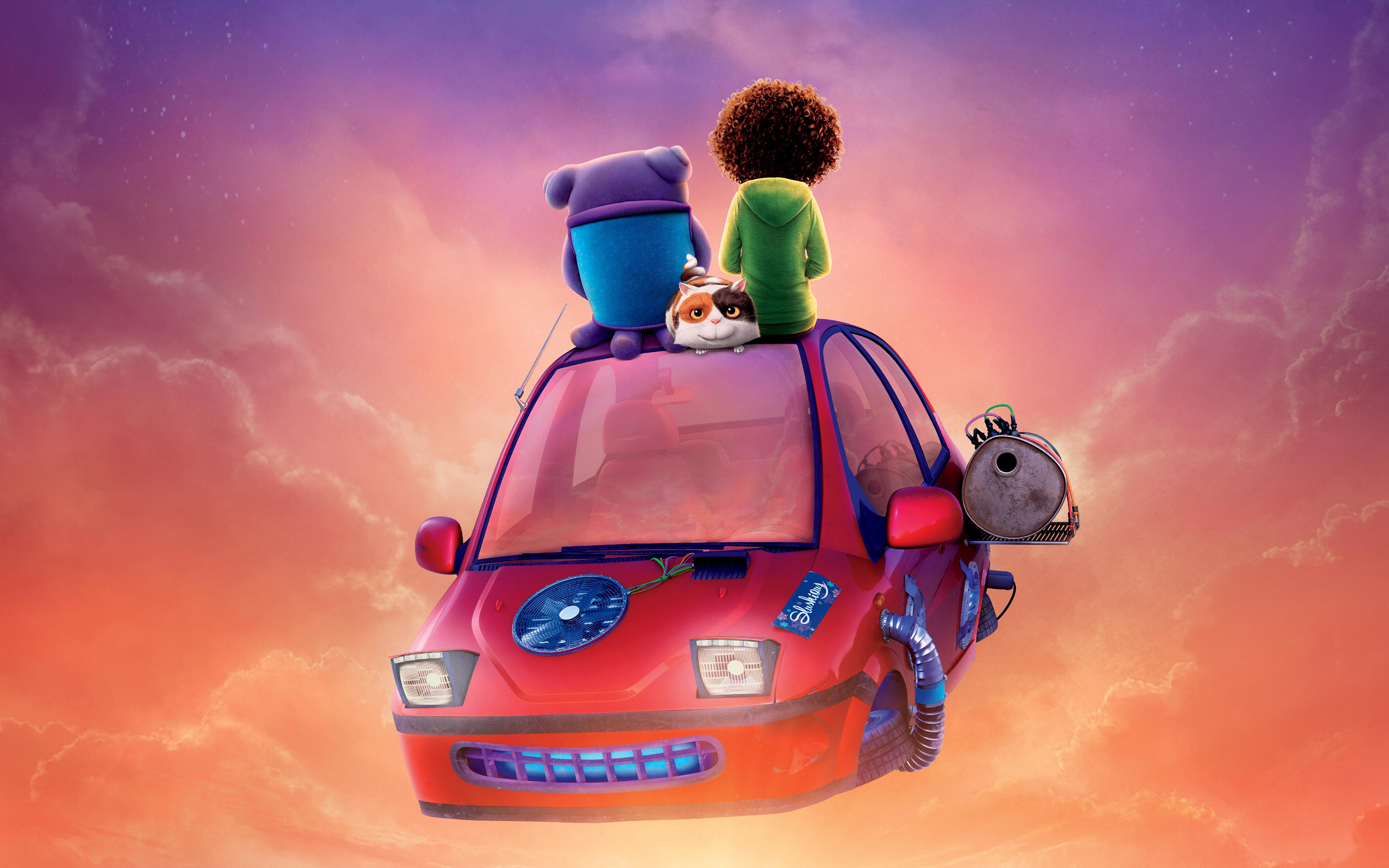 Home 2015 Movie Wallpapers HD Wallpapers 2880x1800