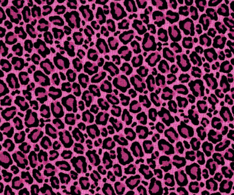 Pink leopard wallpaper wallpapersafari for Leopard print wallpaper