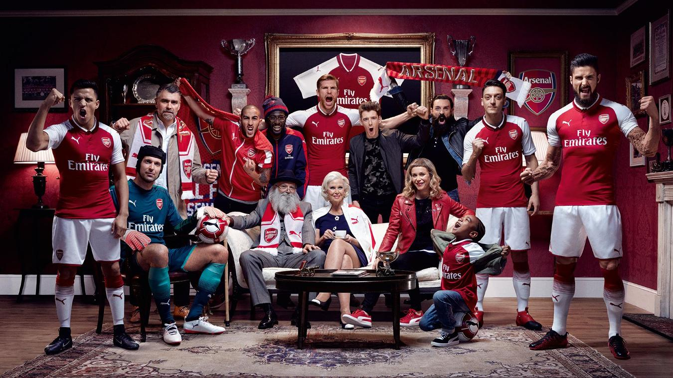 New Premier League kits for season 201718 1350x759