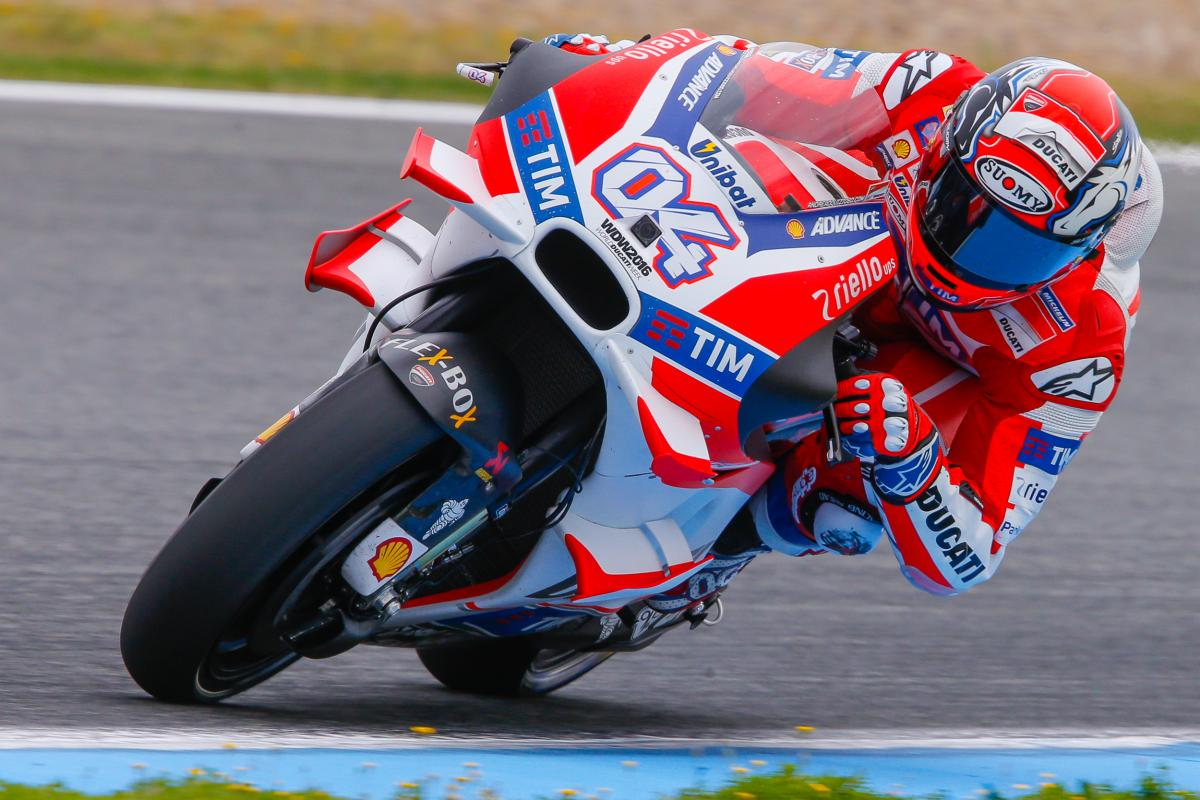 Ducati Confirms MotoGP Team with Jorge Lorenzo and Andrea 1200x800