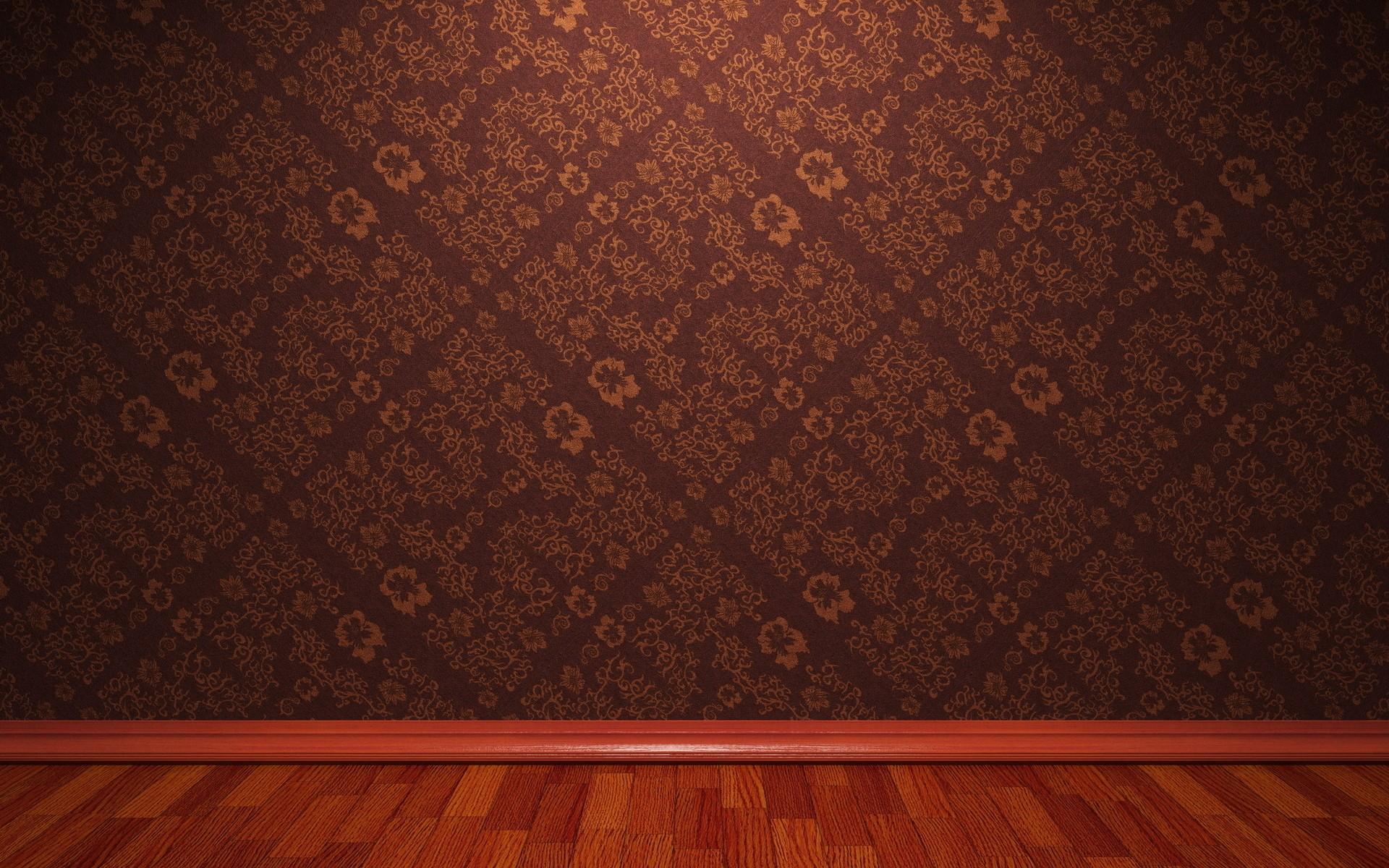 Floor 3d view room wallpaper background 1920x1200