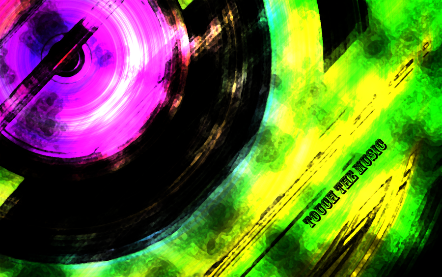 Hipster Record Wallpaper by Zeela12 900x563