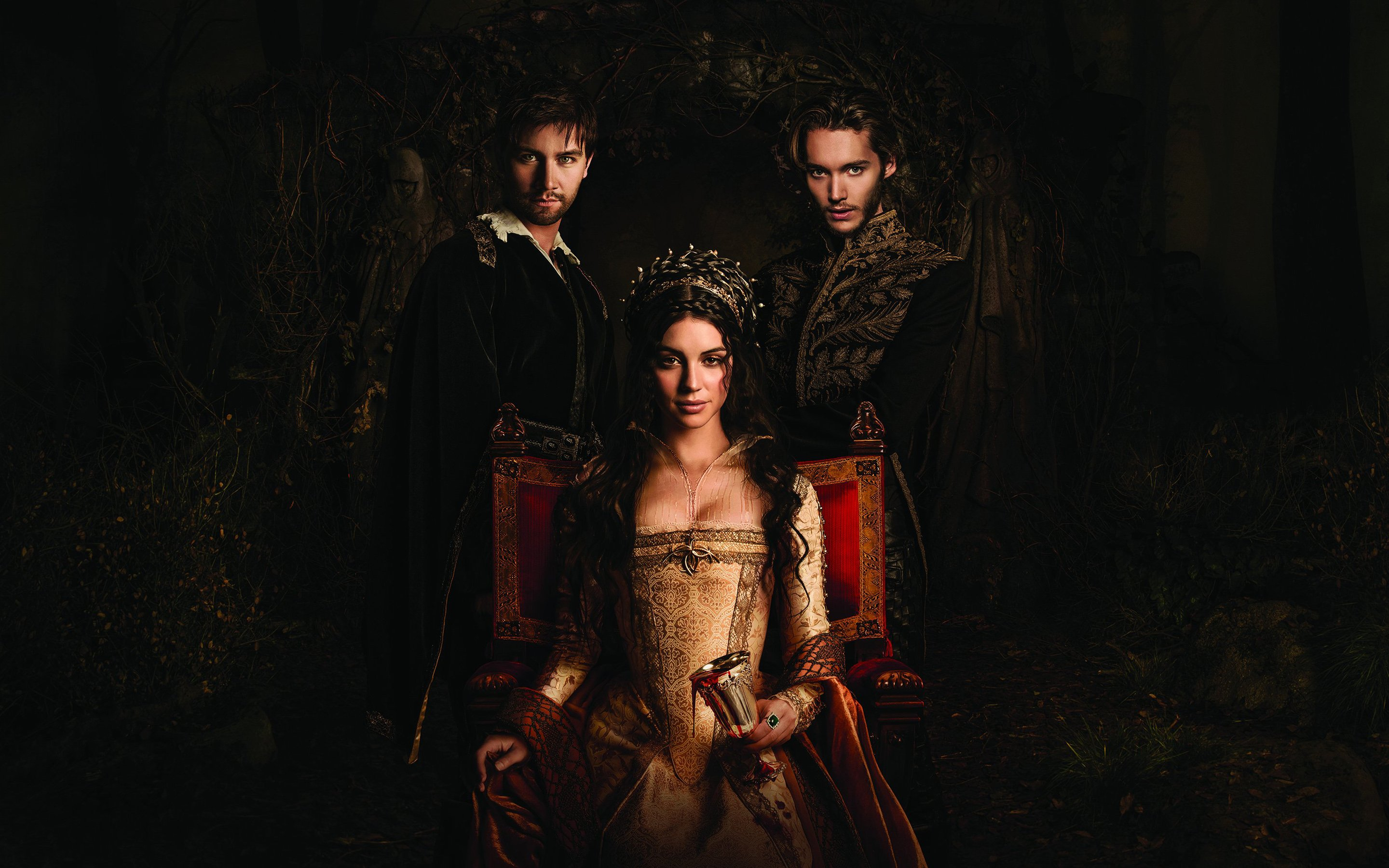 Reign TV Series Wallpapers HD Wallpapers 2880x1800