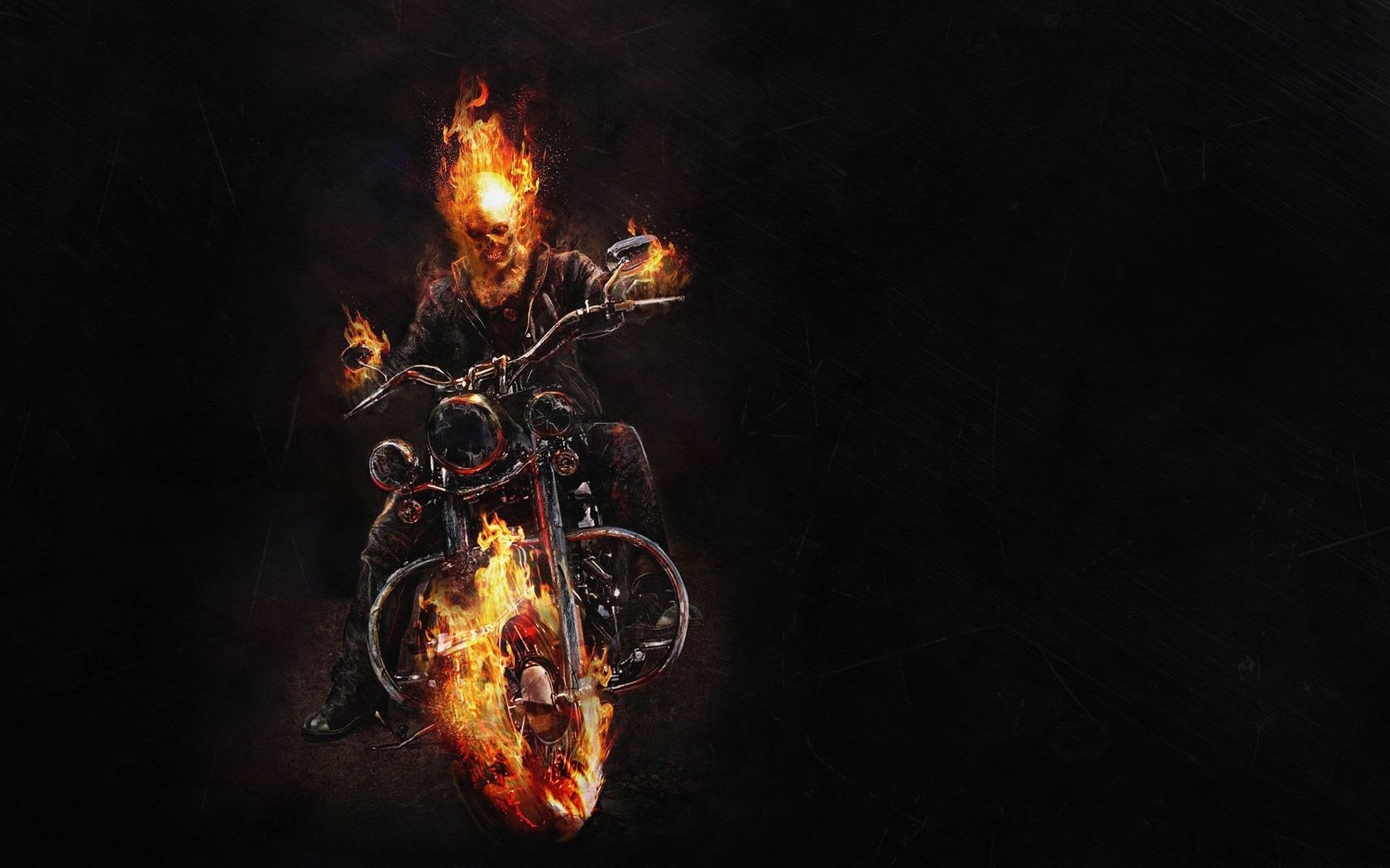 Ghost Rider wallpaper 19661 1680x1050