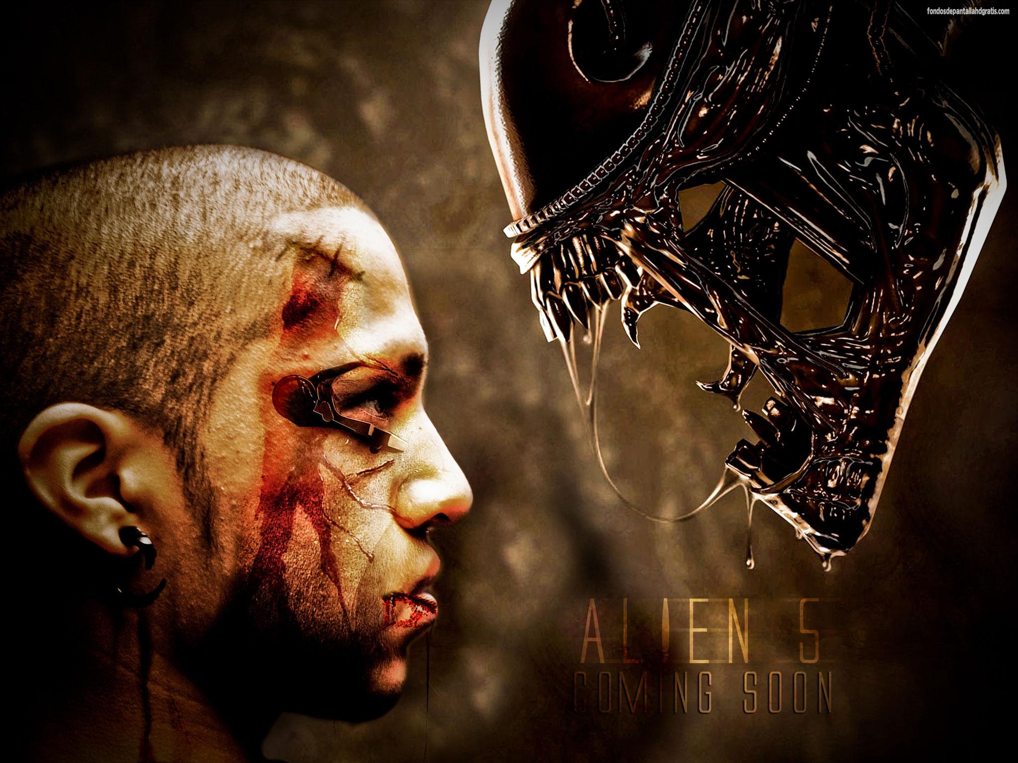 imagen coming soon alien 5 movie wallpaper hd widescreen Gratis 19622 2048x1536