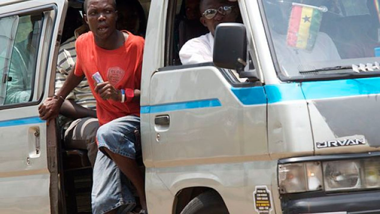 We Can Take All That These Trotro Mates Do BUT Not Renaming 1280x720