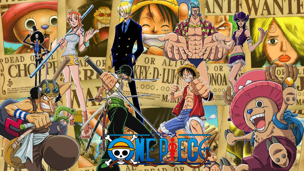 amazing one piece wallpaper wallpapers55com   Best Wallpapers for 1024x576