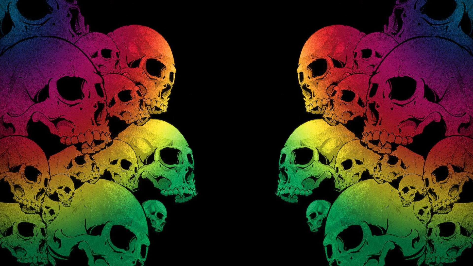 733 Skull Wallpapers