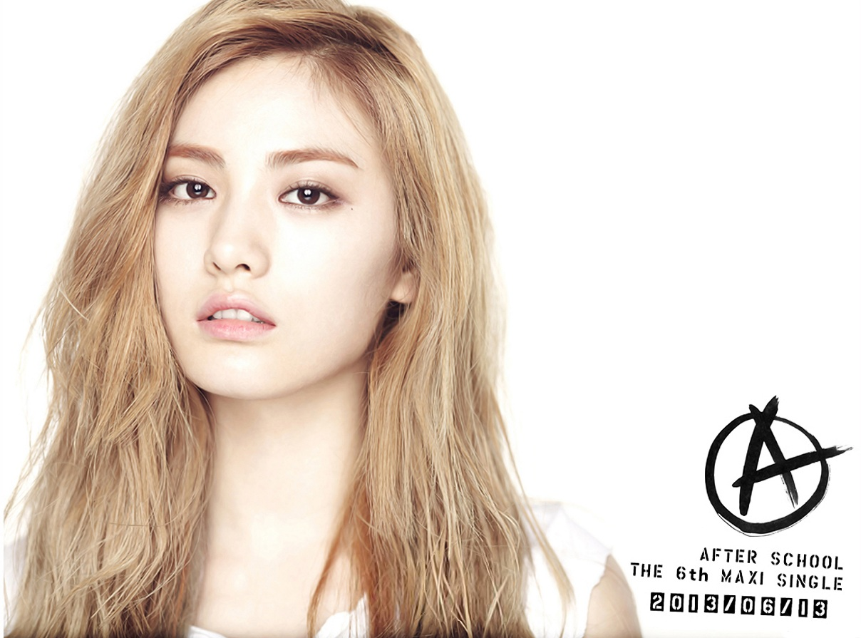 After School Nana First Love Wallpaper 1208x895
