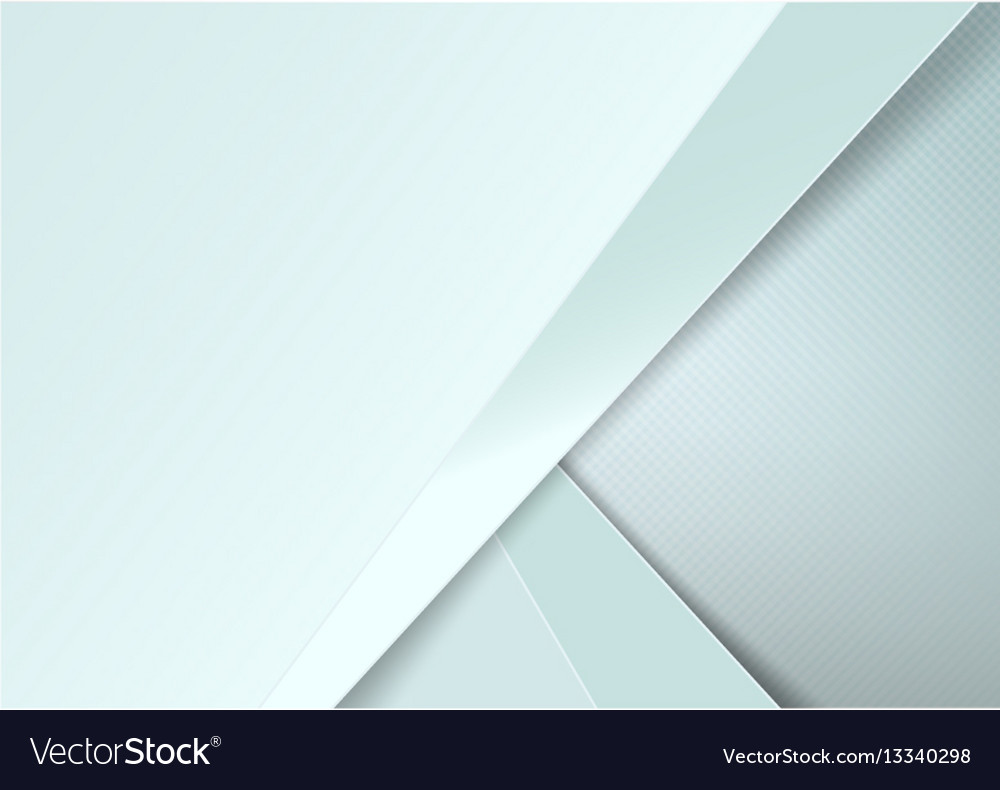 Abstract background basic geometry light grey Vector Image 1000x790