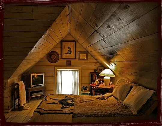 Cozy Cottage Inspiration Winter Warmth Apartment Therapy 540x420