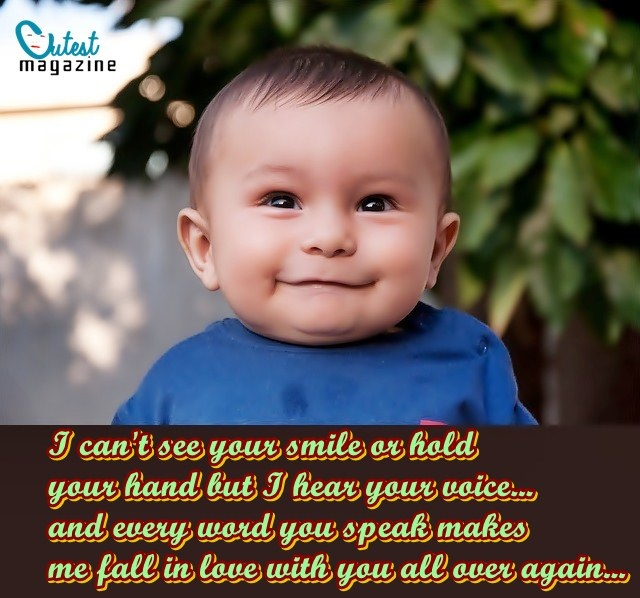 Funny Baby Love Wallpaper : cute Baby Wallpapers with Quotes - WallpaperSafari