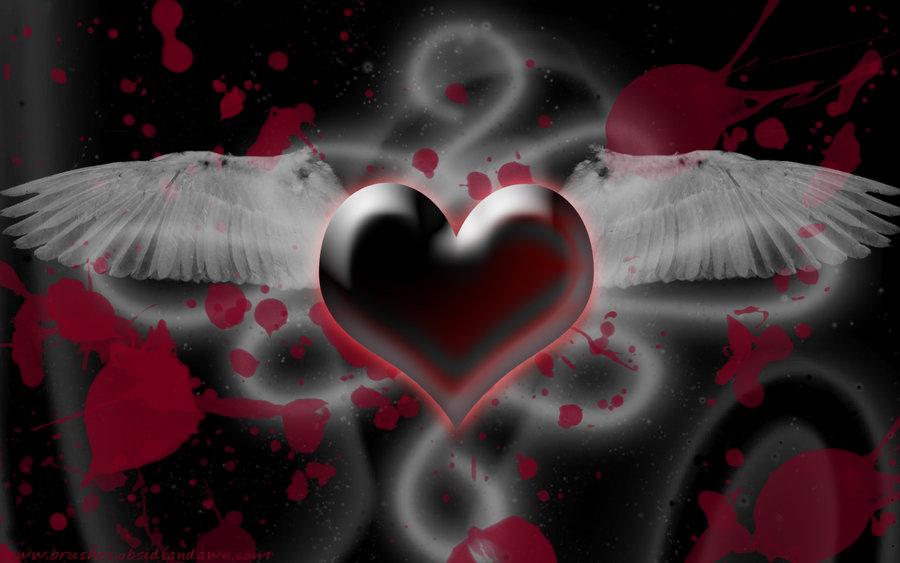 Angel Heart Wallpaper by Forlork 900x563