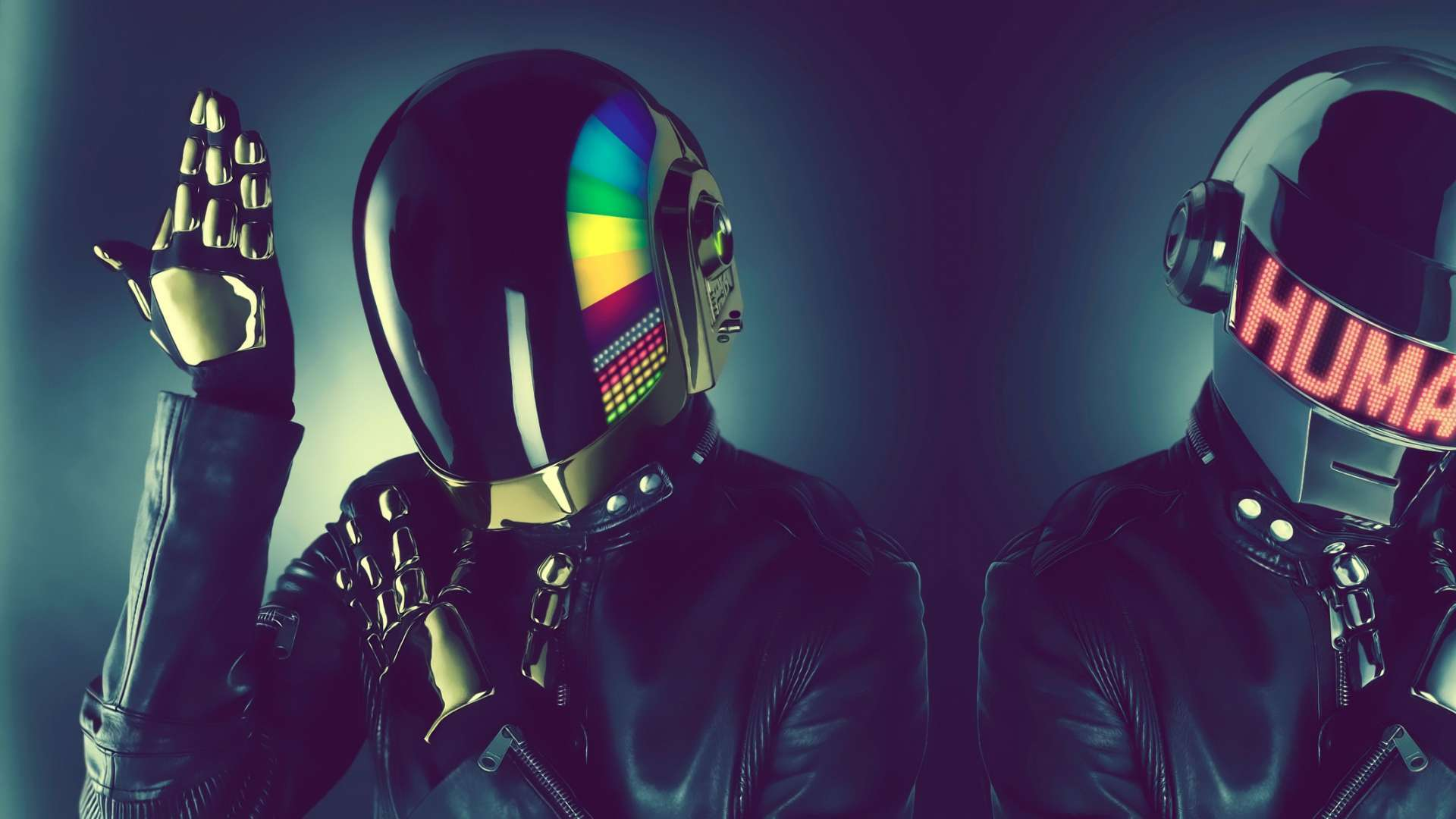 50+ Daft Punk 1080p Wallpaper on WallpaperSafari