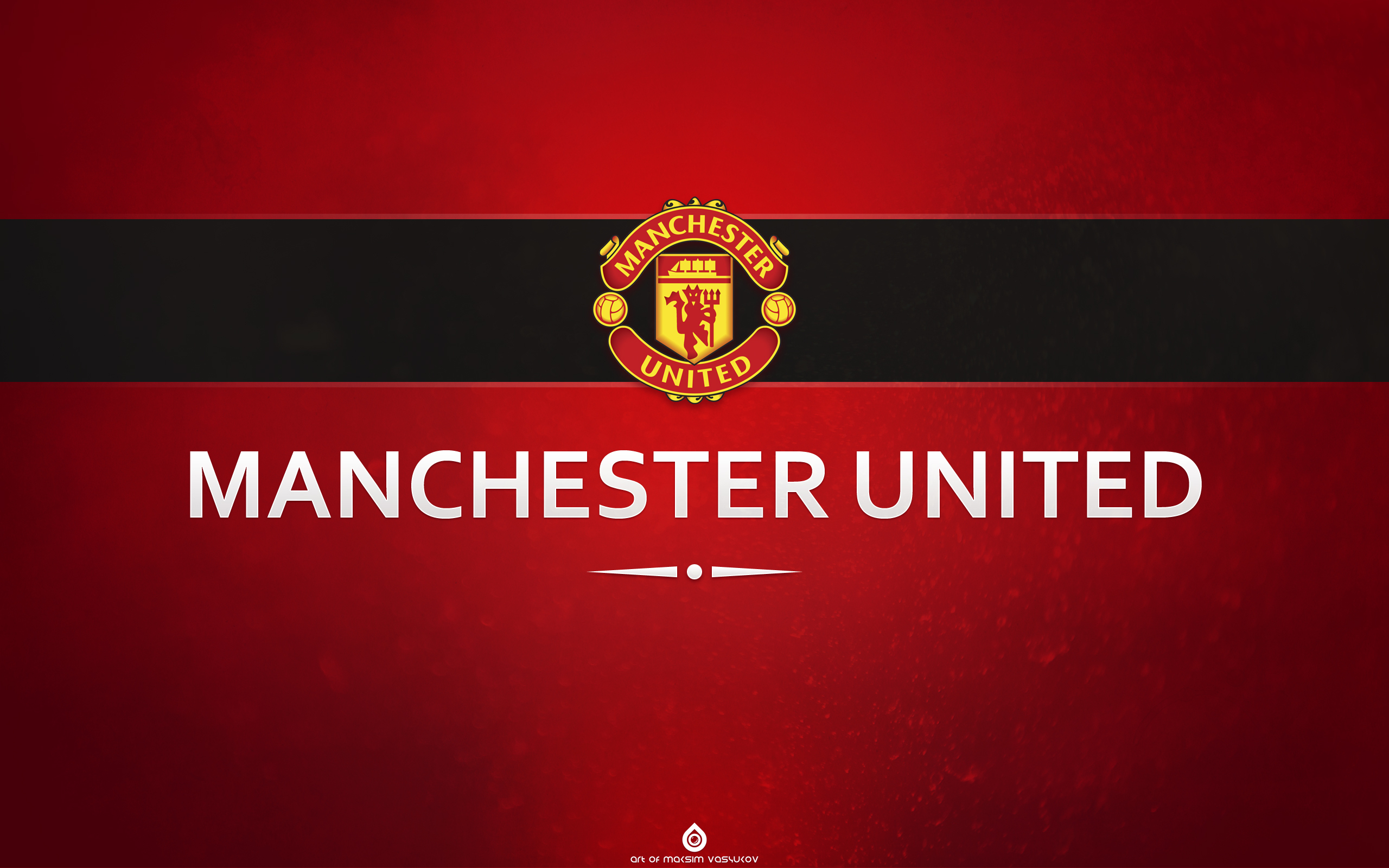 Hd wallpaper manchester united - Download Manchester United Fc Logo Hd Wallpaper 3522 Full Size